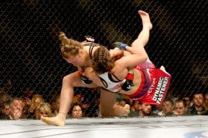 UFC 168: Rousey v Tate 2